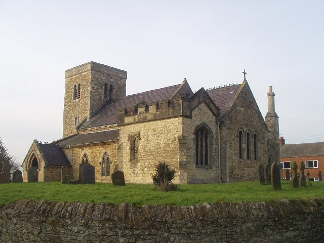 Church of St George & St Lawrence