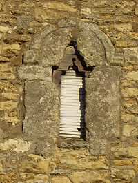 Anglo Saxon window